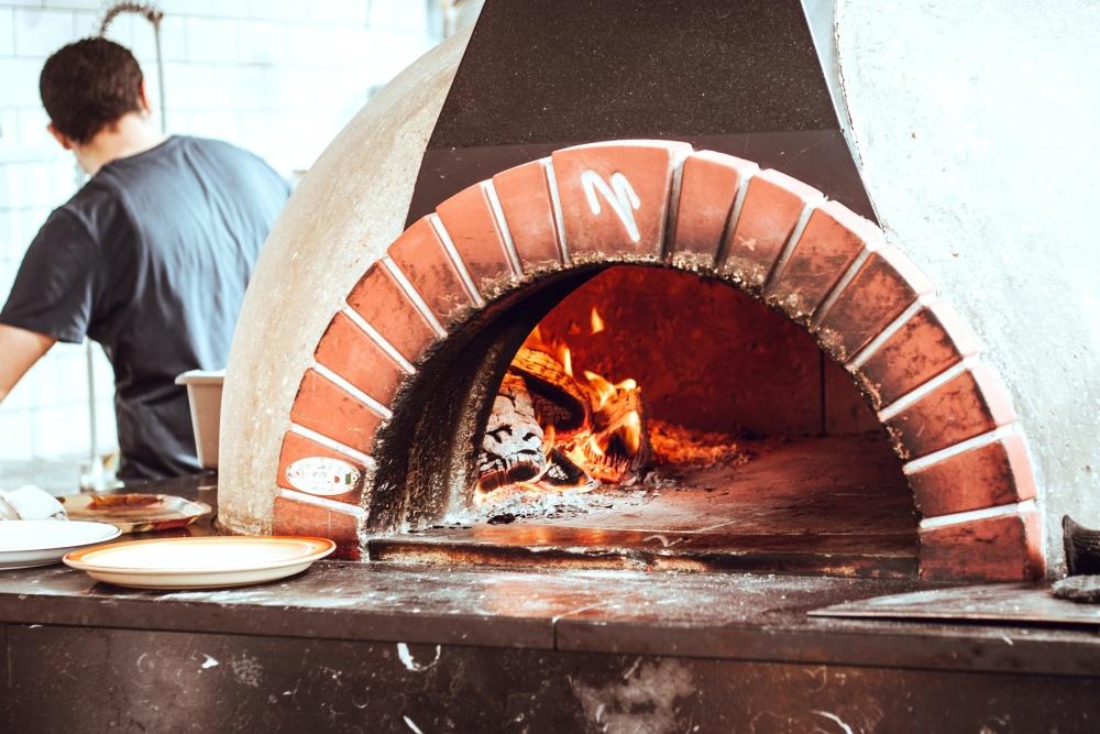 Brodwey - un forno storico al lavoro