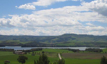 il lago di San Giuliano - foto del Lago