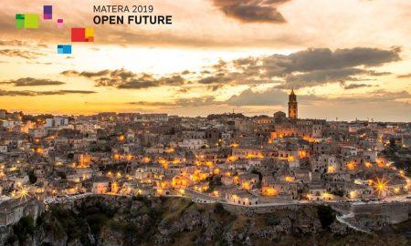 Matera Open Future Copertina
