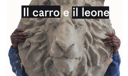 Kingsley - il dottore kingsley con il leone