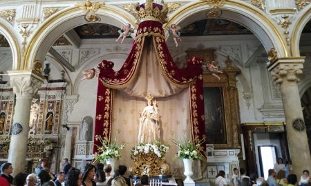 la madonna della bruna in cattedrale
