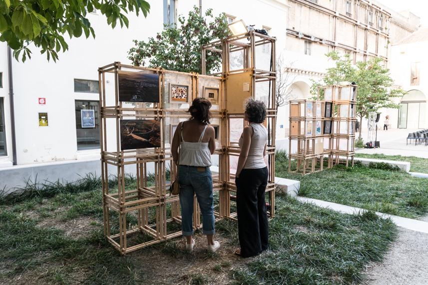 eventi a Matera 2019 - esposizione in corso