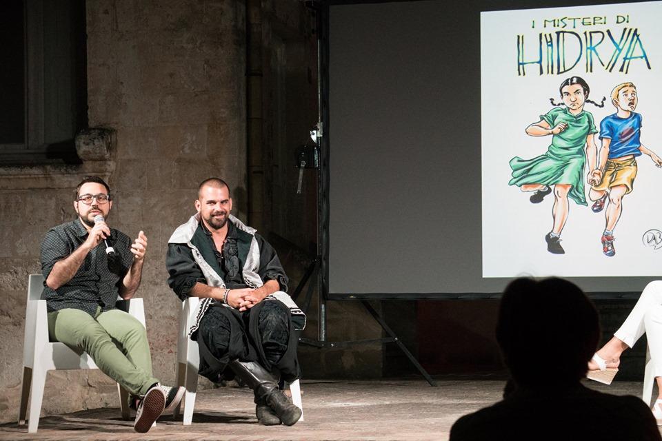 eventi a Matera 2019 - i misteri di hidrya