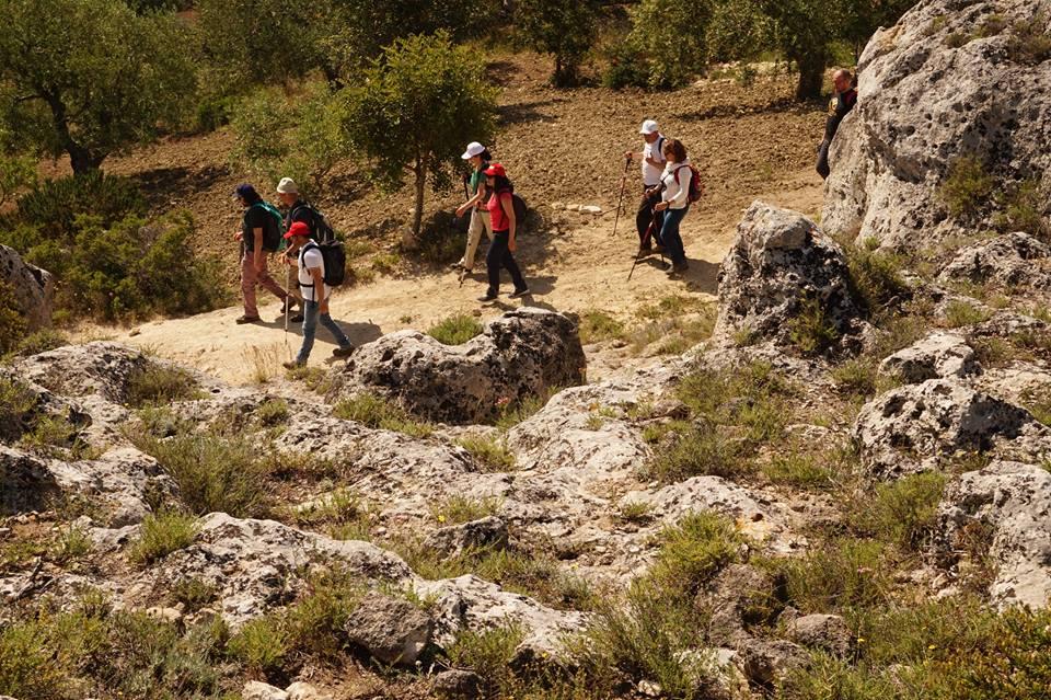 Escursione nel Parco Della Murgia