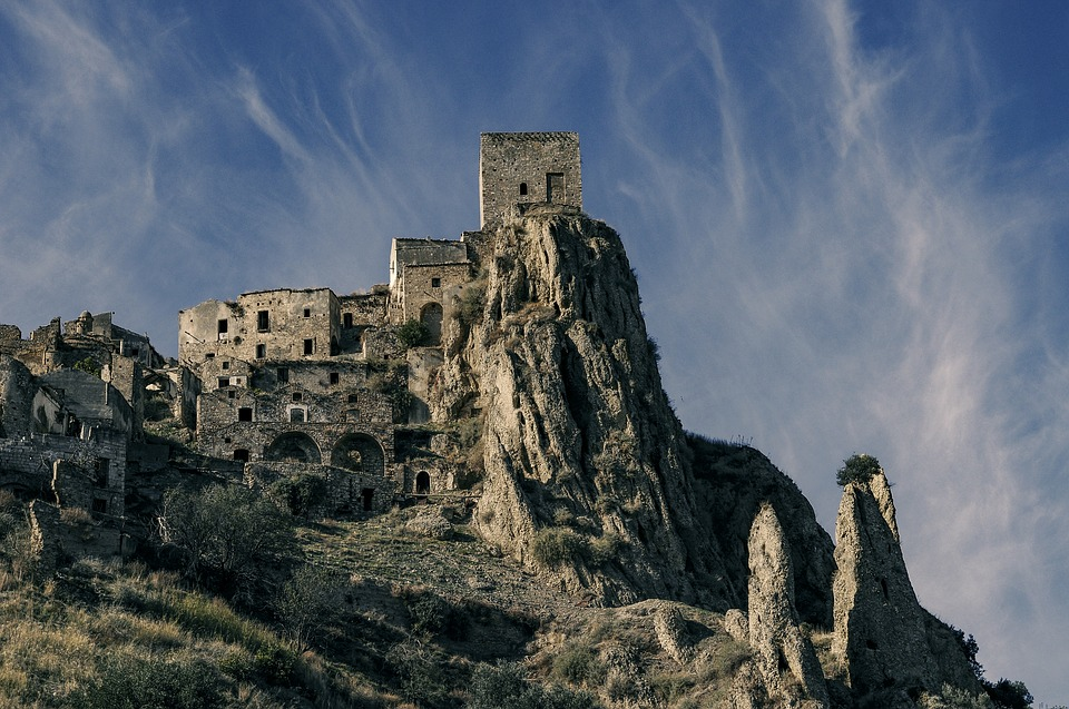 Storylines The Lucanian Ways - Craco Basilicata