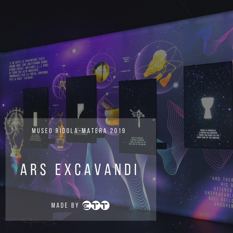Ars Excavandi è la prima mostra di matera 2019