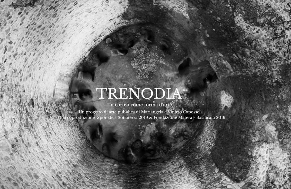 logo del progetto Trenodia