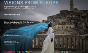 Visions from Europe - Italy Europe Culture Fashion Refugees
