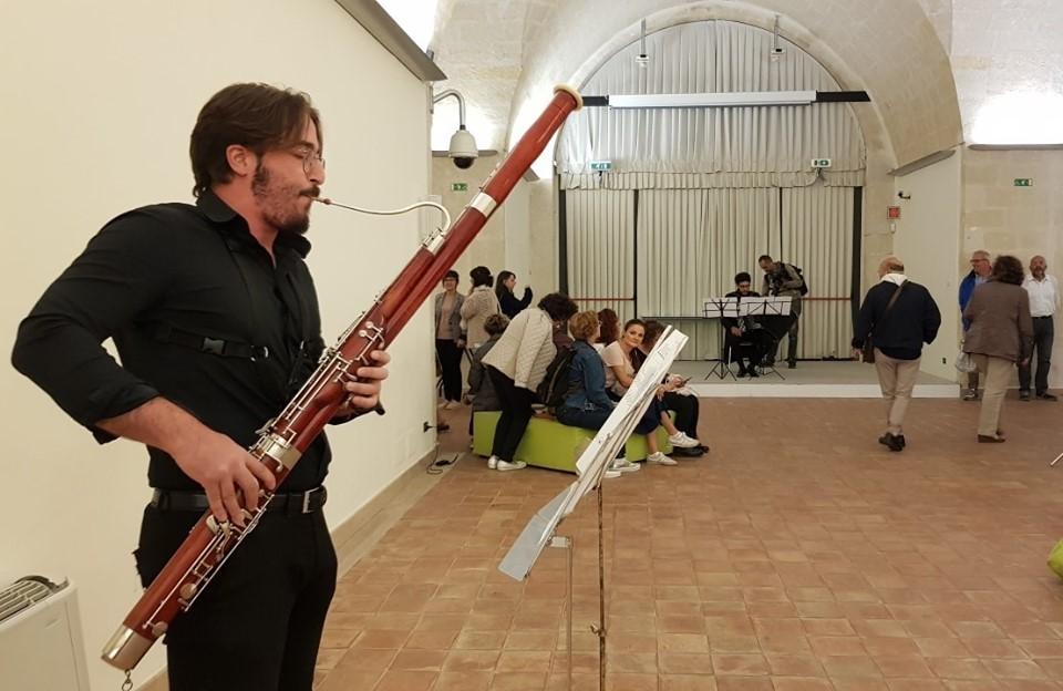 Musica Per Matera conerto per fiati