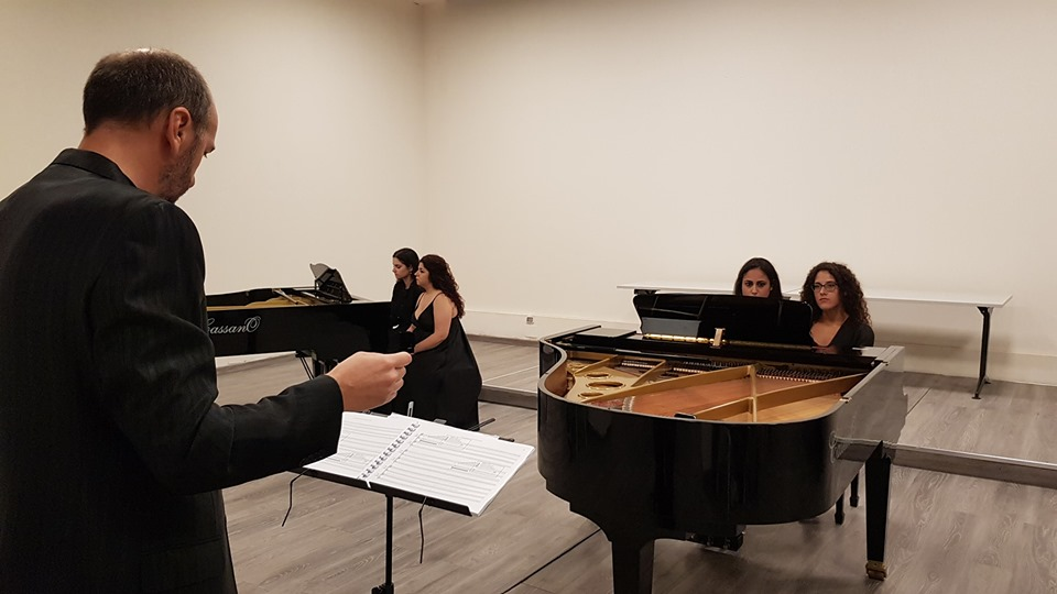 Musica Per Matera al Piano