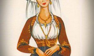 i costumi materani - Abito tipico