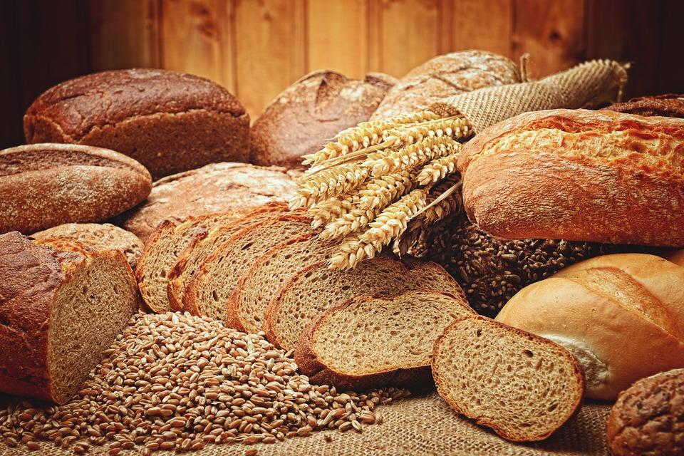 tanti tipi di pane che saranno celebrati durante il festival
