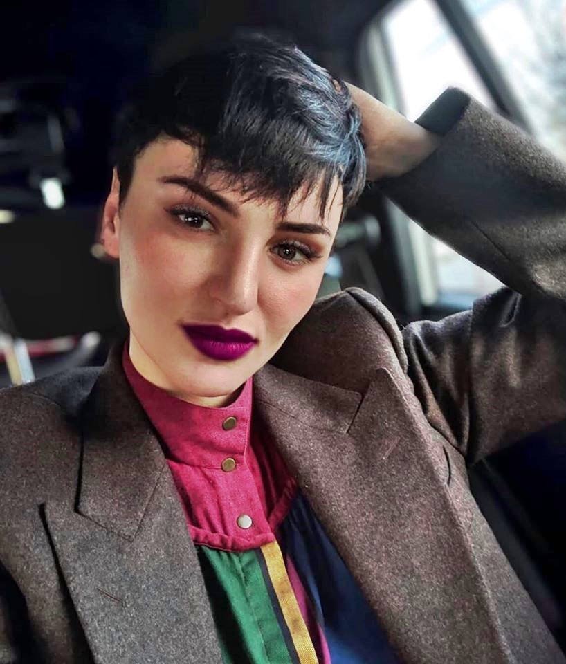 Arisa - Rosalba Pippa in auto