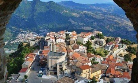 Colobraro - Il Borgo dall'alto