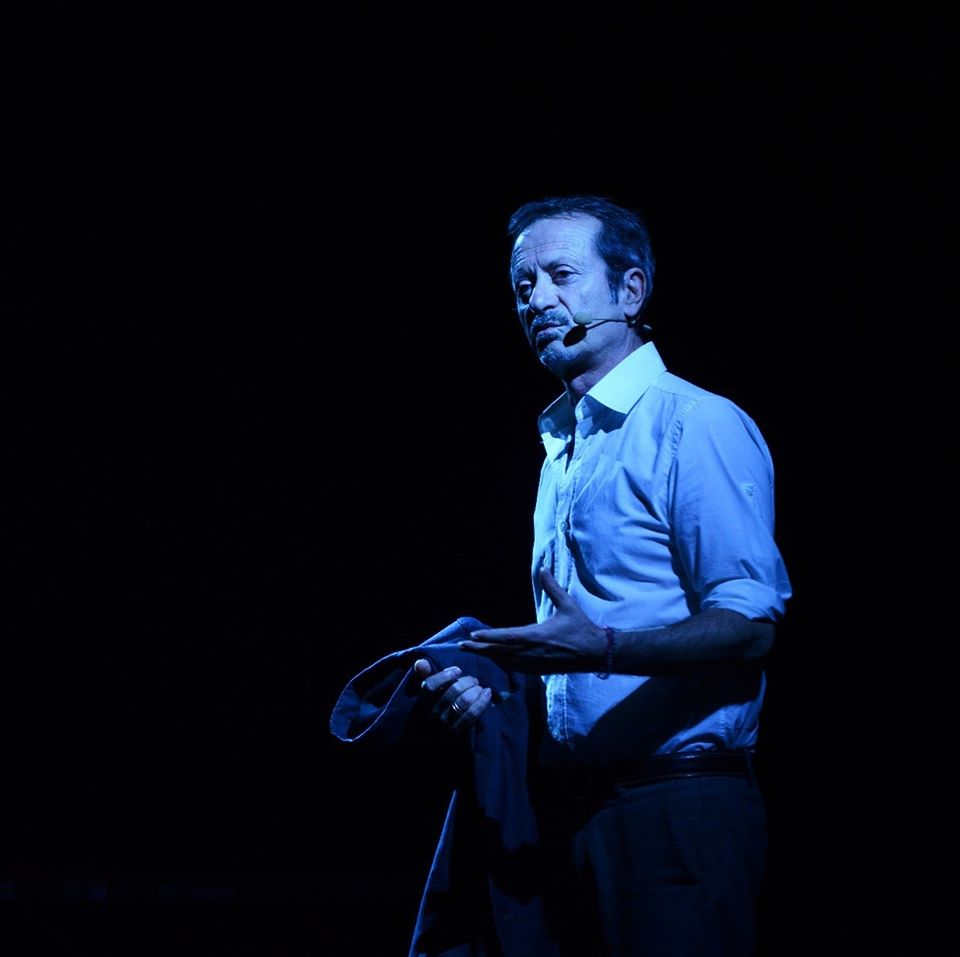 Rocco Papaleo a Teatro