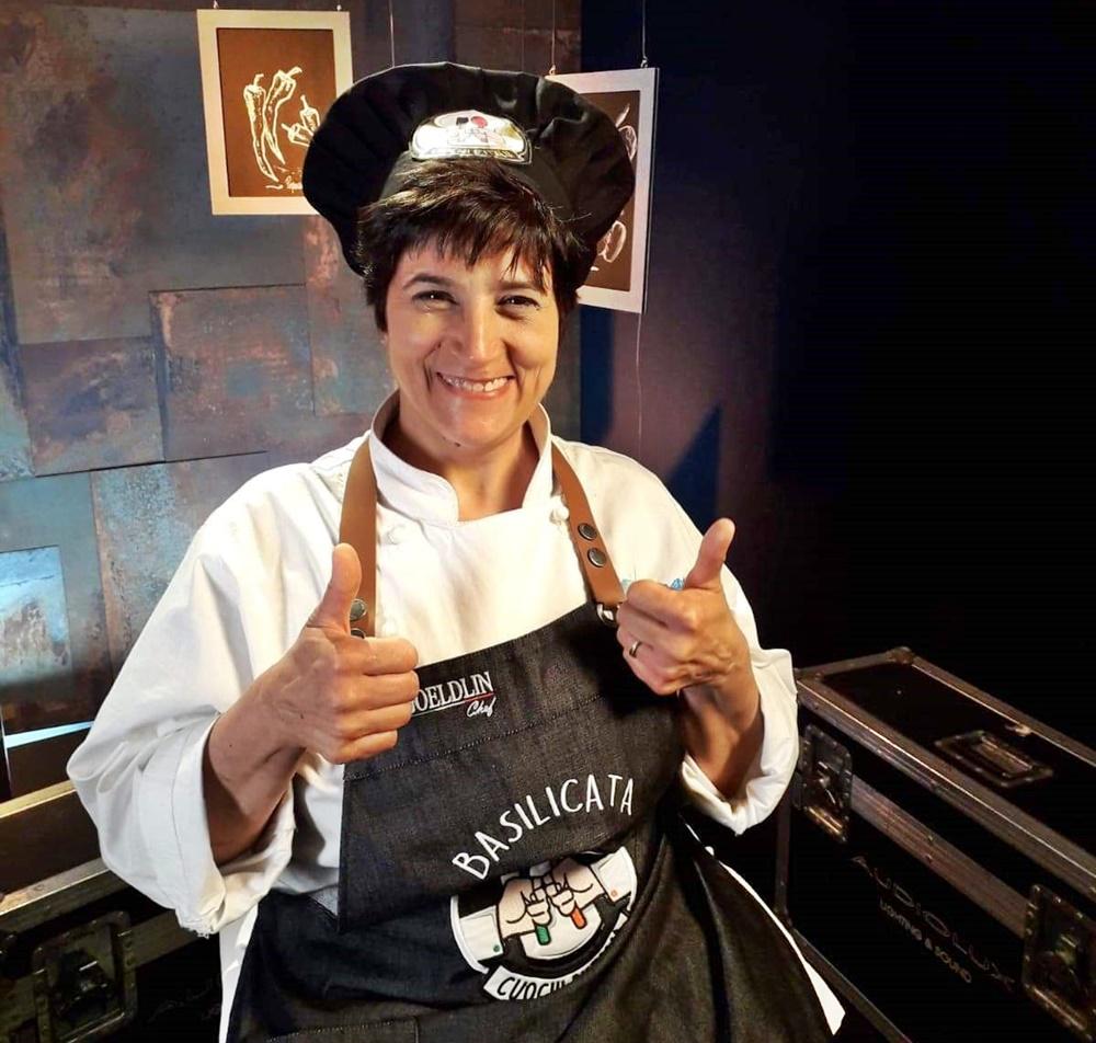 Silvana Felicetta Colucci chef
