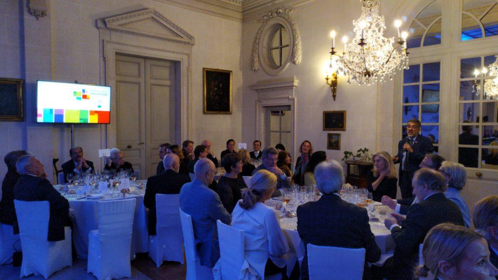 A Bruxelles Cena fra ospiti istituzionali per illustrare le attività di Matera 2019