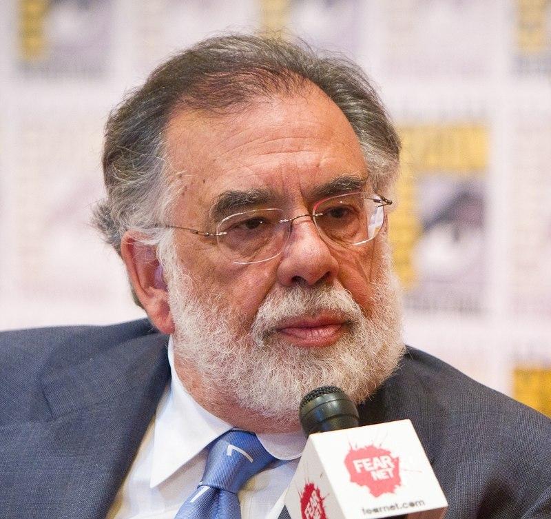 Francis ford Coppola - Coppola ad una conferenza