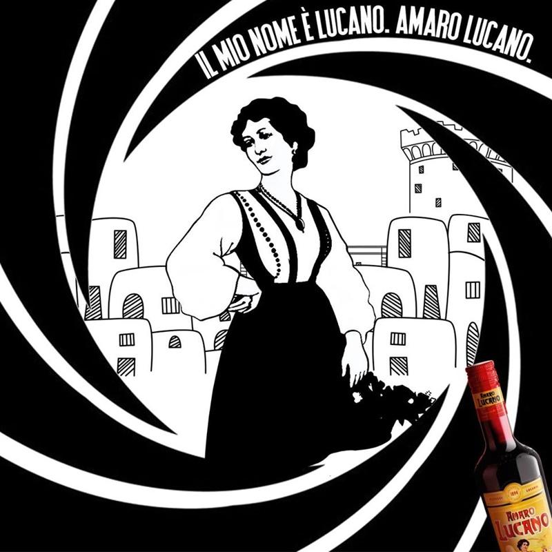 Essenza Lucano - Amaro lucano a Matera