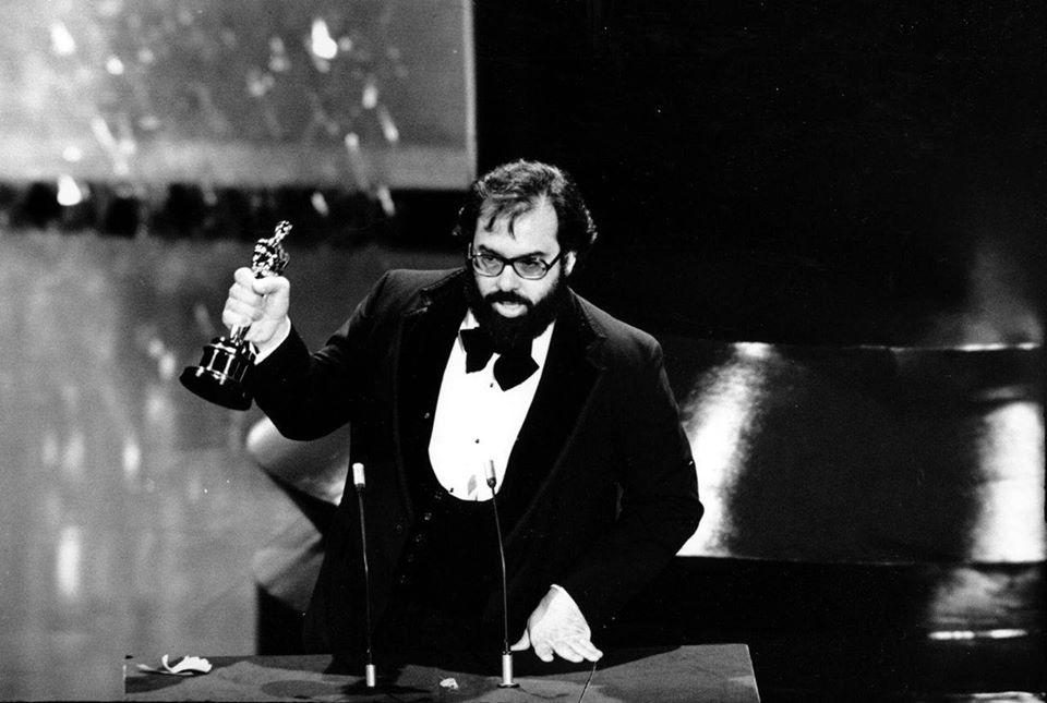Francis Ford Coppola premiato con l'Oscar