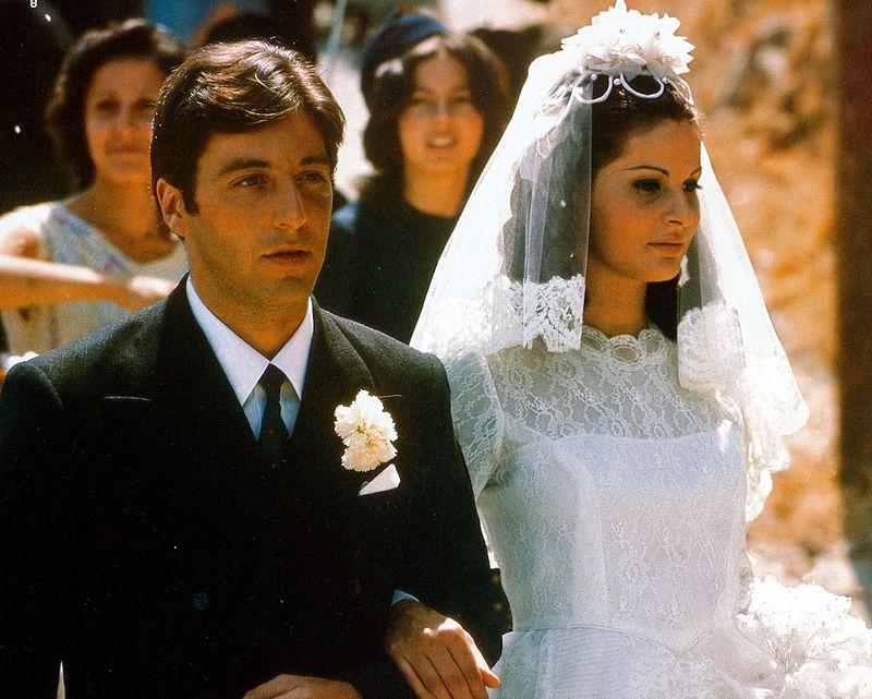Francis Ford Coppola - Il Padrino con Al Pacino