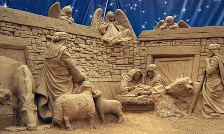 Jesolo Sand Nativity - Presepe Di Sabbia Chiara