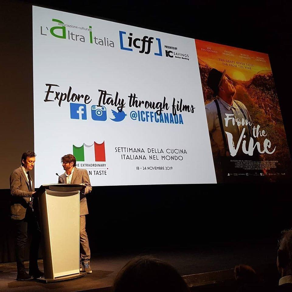 il film su acerenza sbarca in Canada