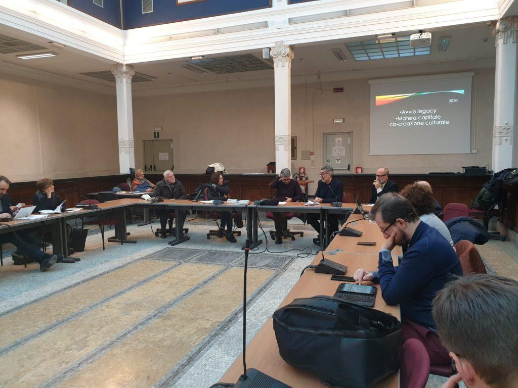 Torino si candida -  Consiglio comunale