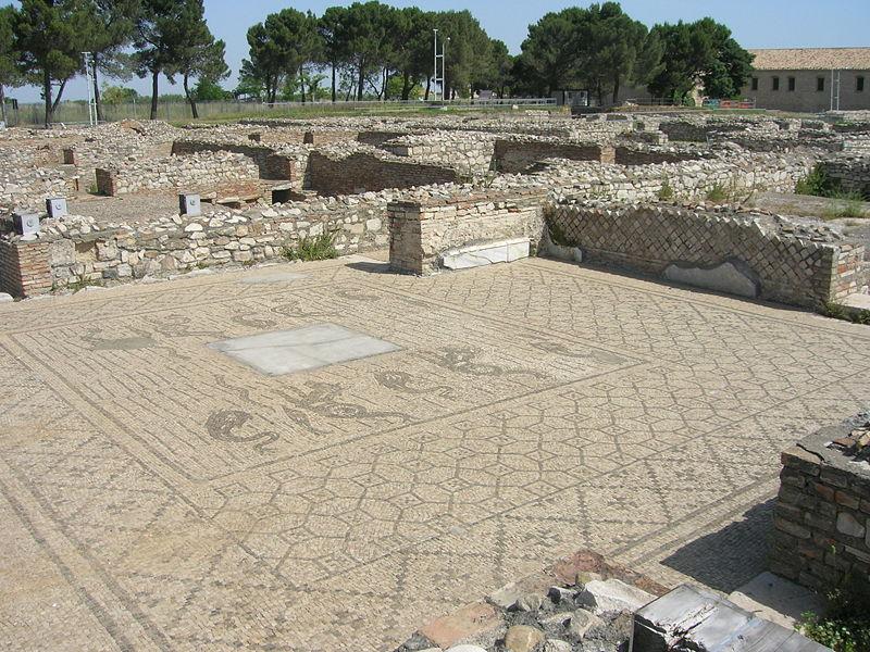 Orazio - Parco Archeologico di Venosa