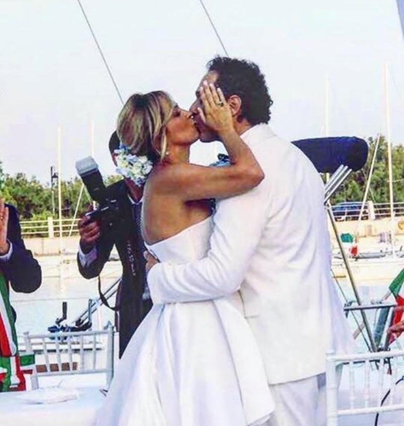 Francesca Barra - Francesca Barra sposa