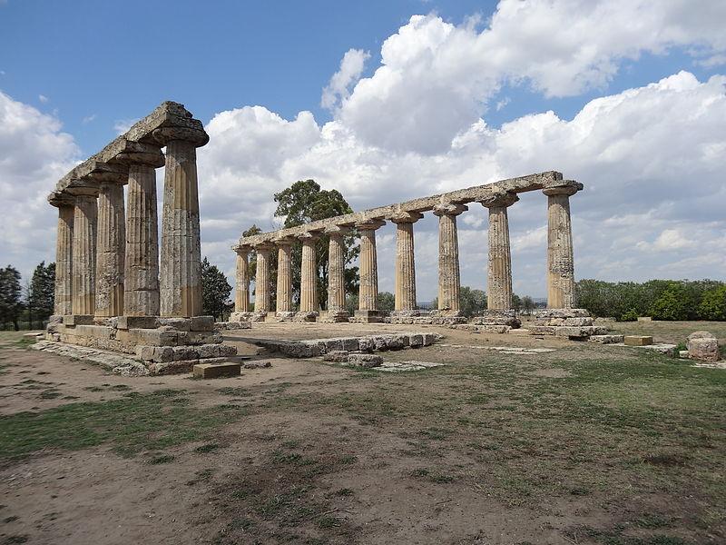 Le spiagge della Basilicata - Tempio Di Metaponto