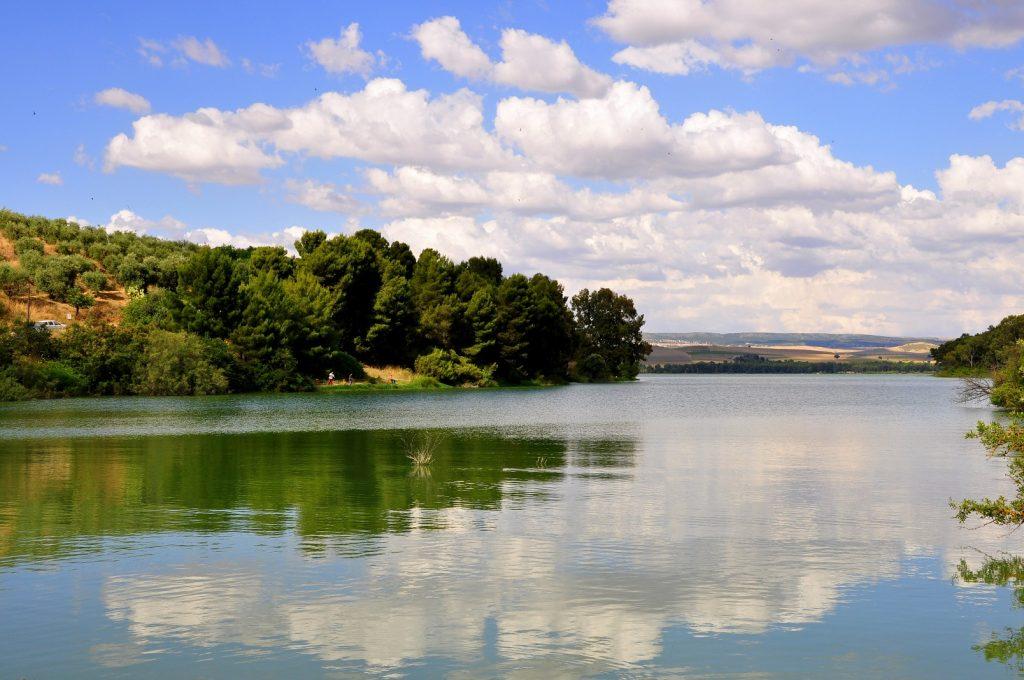 Lago San Giuliano Basilicata