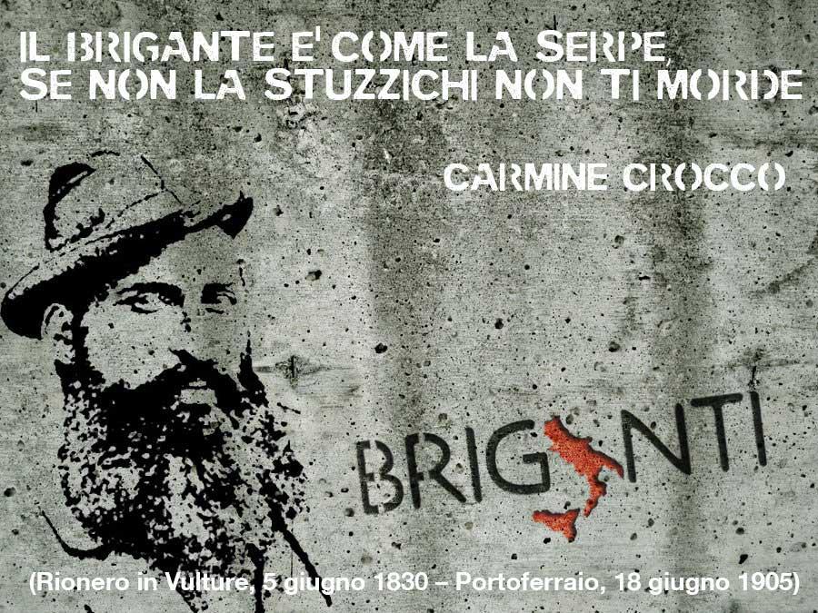 Manifesto Brigante Crocco