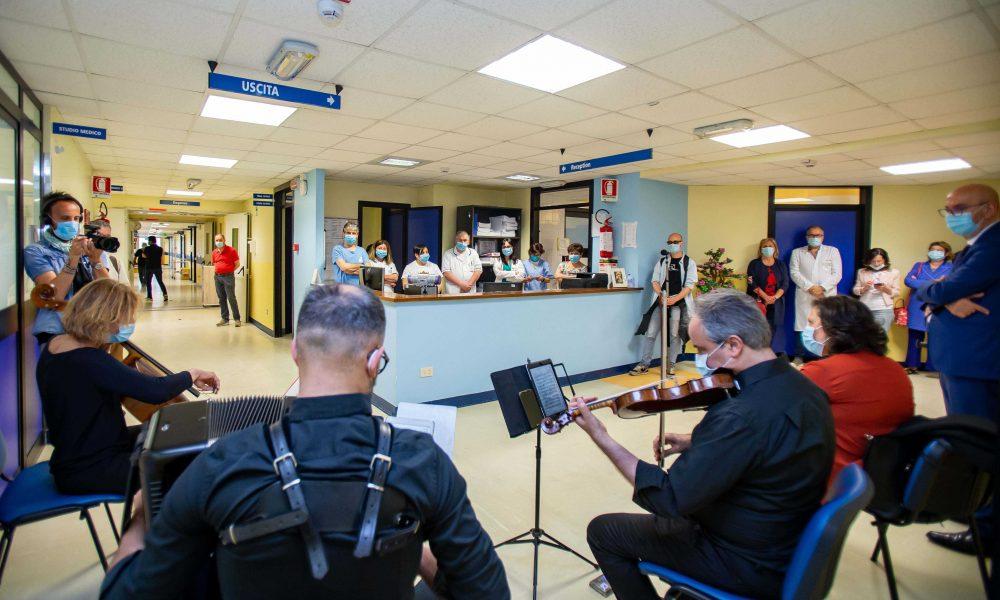 Musica All'ospedale Di Potenza