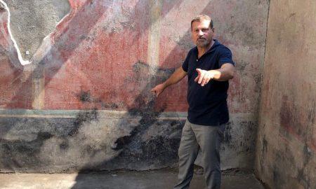 Massimo Osanna Nel Sito Archeologico Di Pompei