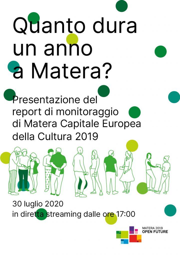 Report Matera 2019 Locandina
