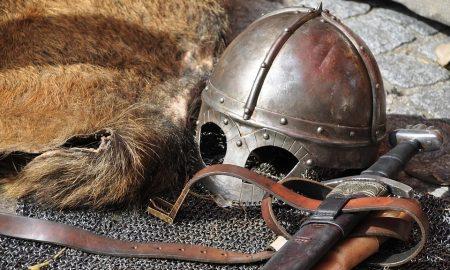 Re Italo - Cavaliere e Armatura dell'età del ferro