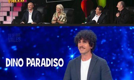 Dino Paradiso - il comico lucano