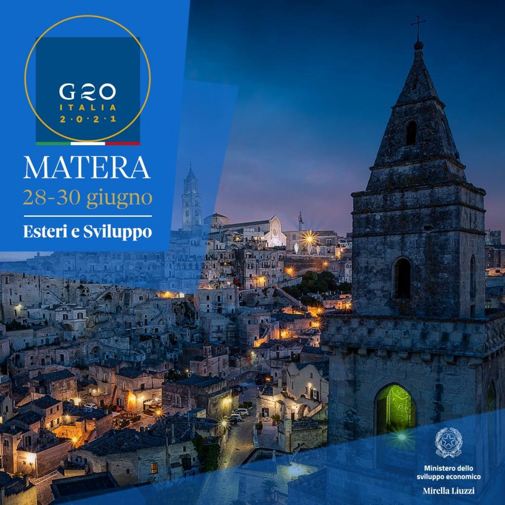 Matera G20 Slide