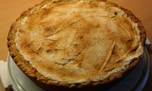 il migliaccio - Torta con farina di mais
