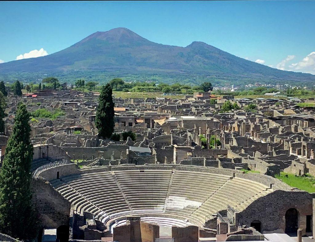 Gabriel Zuchtriegel - Pompei e arena per spettacoli