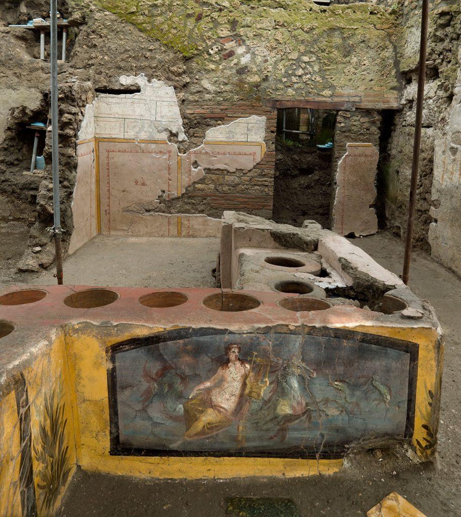 Gabriel Zuchtriegel - Pompei e il Fast Food antico