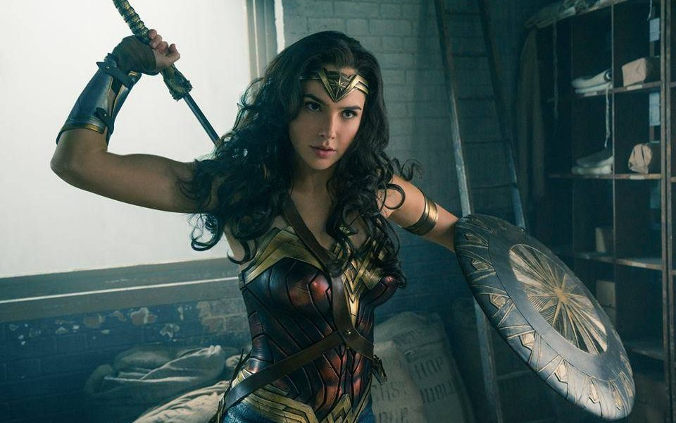 Wonder Women Una Scena Del Film