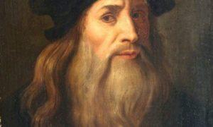 Il Ritratto lucano - Leonardo Nel Dipinto Lucano rinvenuto nel 2008