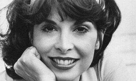 Talia Shire - Attrice Italo Americana in bianco e nero