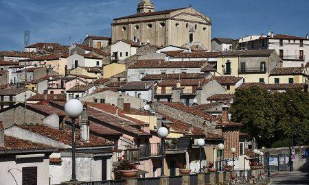 Concetta Carestia Lanciaux - Accettura in una foto panoramica