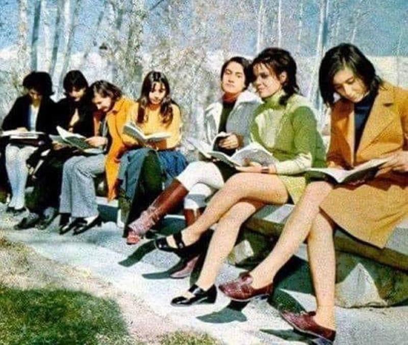 Women's Fiction Festival - Kabul Anni 70 con le donne