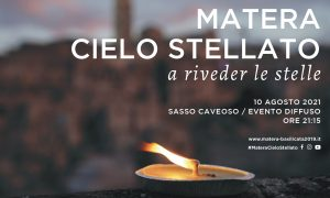 Flyer Matera Cielo Stellato