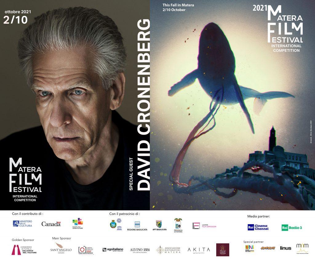 David Crononberg Ospite Al Matera Film Festival