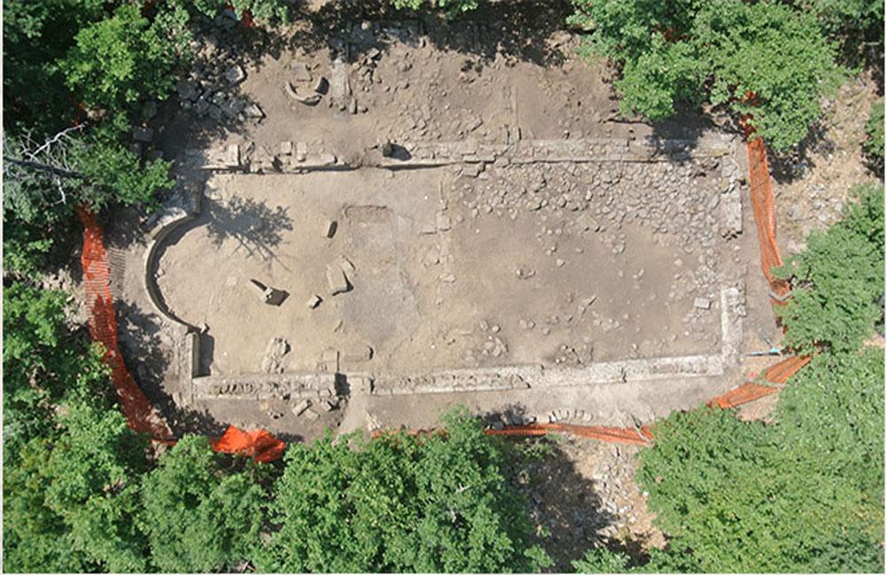 Area Archeologica Di San Valentino